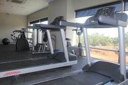 On Site GYM, Air Conditioned